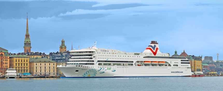 Silja Line cruises
