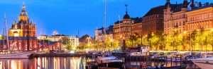 Baltic cruise Helsinki