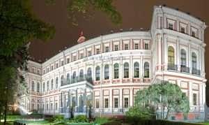 Nicolas Palace in St Petersburg