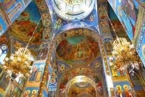 Cathedrals of St Petersburg visa free tour