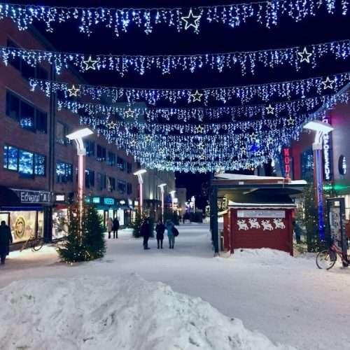 Winter tour to Rovaniemi
