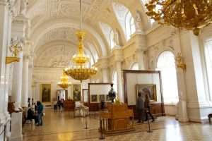 The State Hermitage Museum | St Petersburg