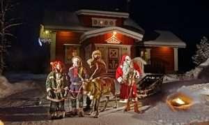 Visit Rovaniemi and see Santa Claus