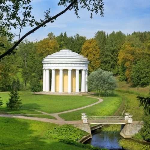 Visa free tours to St Petersburg Pavlovsk Palace