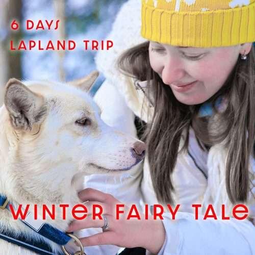 Lappland travel