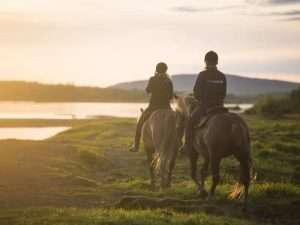 Summer tours to Lapland