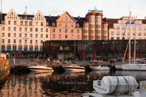 Norway, Bergen city