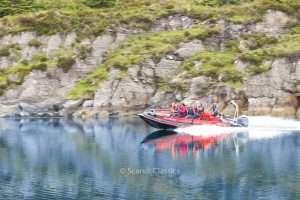 Fjord safari in Flam, Norway