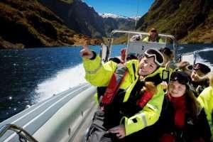 Heritage fjord safari Flam